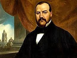 Gobierno de Comonfor Ignacio Comonfort llego a la presidencia de México