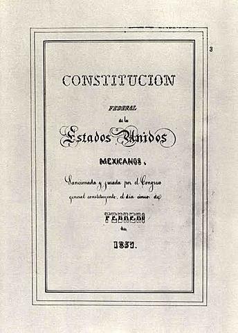 Segunda Constitución