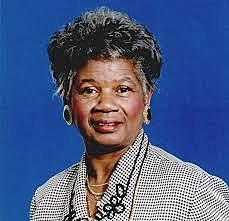 1st Elected Black Woman Mayor