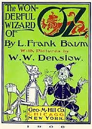 Wizard of Oz Book is Published