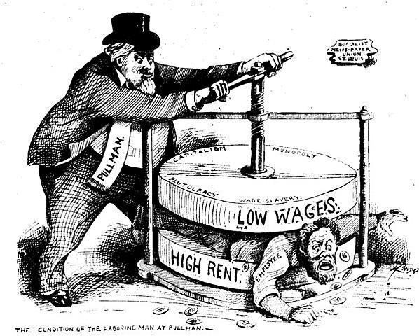 Pullman Labor Strike (1894)