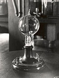 Light Bulb Invented (1878)