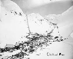 Klondike Gold Rush (1890)