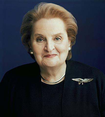 1st Woman Secretary of State