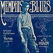 """W. C. Handy publishes """"Memphis Blues"""""""