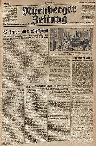 Periódicos documentados en Alemania.