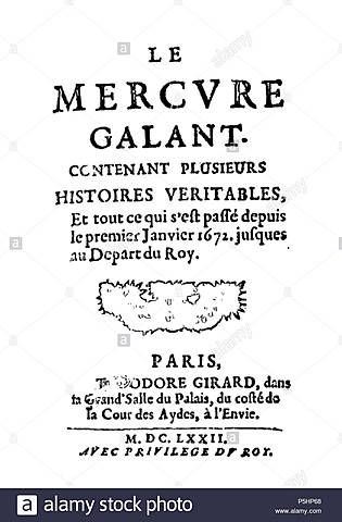 El Mercure Galant (Francia)