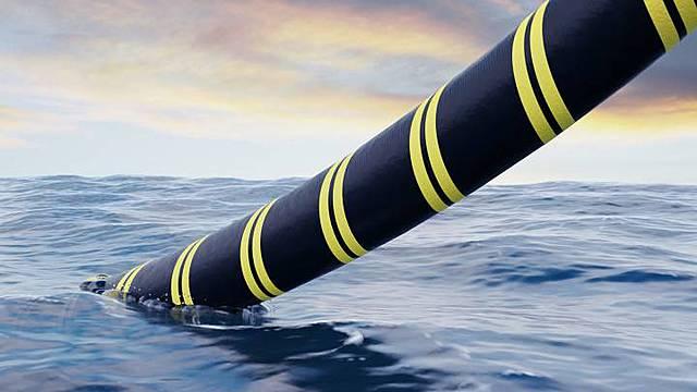 Nuevo cable Submarino