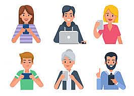 Aumento de usuarios de internet