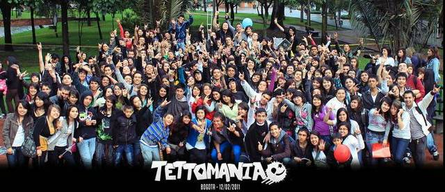 Nace La TettoMania