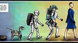 Frise de l'évolution de la robotique au fil du temps Victoire RENAULT, Mateo LEGENDRE 303 timeline