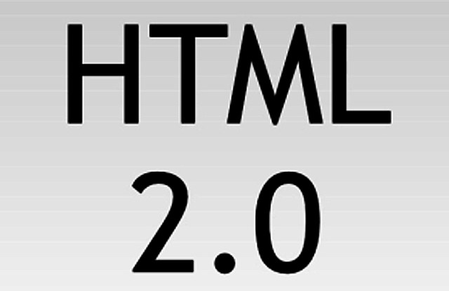HTML se vuelve estándar