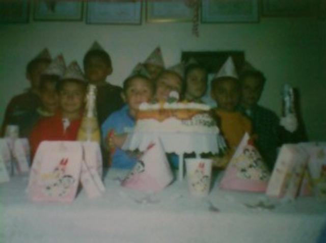 Mis primeros amigos de colegio