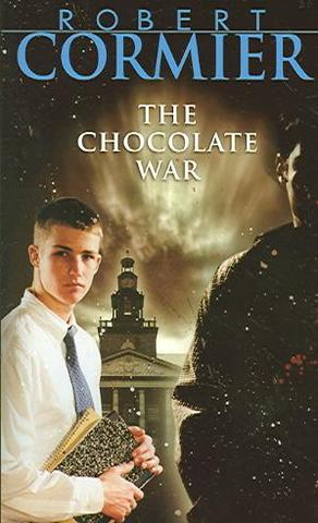 """""""THE CHOCOLATE WAR"""" IS PUBLISHED"""