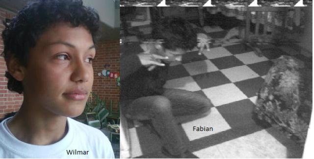 Conoci a los Hermano Fabian y Wilmar Blanco