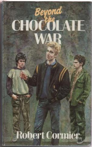 """BEYOND THE CHOCOLATE WAR"""