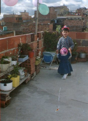 mi  primera piñata