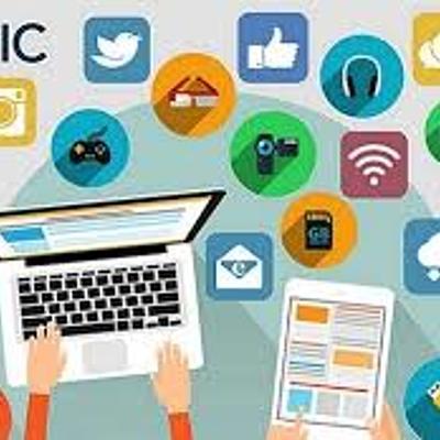 A evolución das TIC. Alejandro Castro Carballo timeline