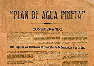 Plan Agua Prieta