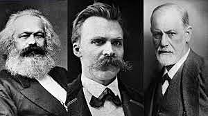 Nietzsche Freud Marx