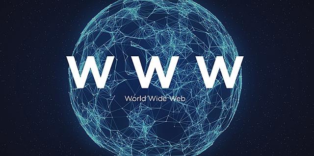 Se desarrolla la World Wide Web