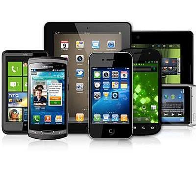 Arquitecturas paralelas con múltiples procesadores trabajando al mismo tiempo y auge de dispositivos móviles