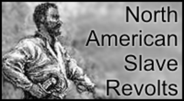 Denmark Vesey's failed slave revolt