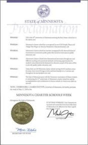 Minnesota Charter School Law