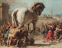Guerra de Troya.