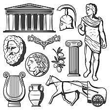 GRECIA: Los elementos.