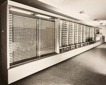 Comercialización de mainframes