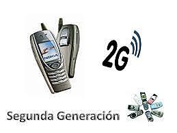 Aparición 2G,  1990
