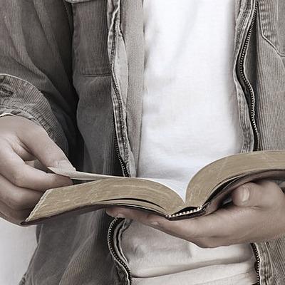 La Biblia en la literatura timeline