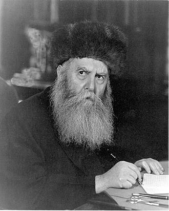 """האדמו""""ר הריי""""ץ- רבי יוסף יצחק שניאורסון"""
