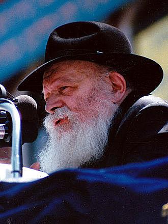 הרבי מליובאוויטש- רבי מנחם מנדל שניאורסון