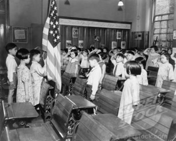 No Public Education for Asian Americans