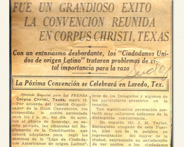 School Segregation Made Illegal in Texas
