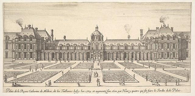 Leaving Versailles