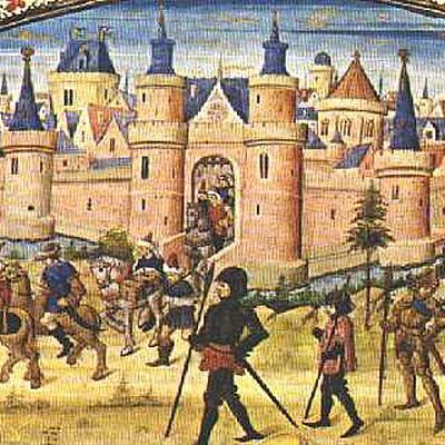 Periodizzazione del Medioevo timeline