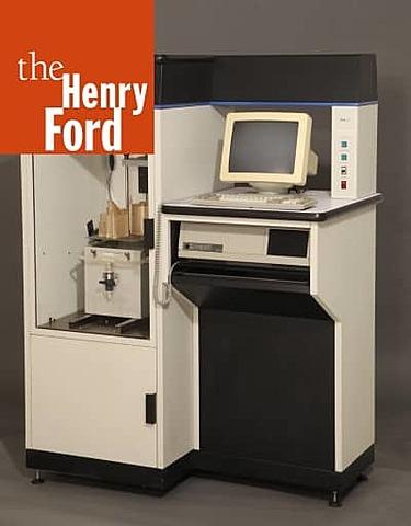 Primera impresora 3D creada