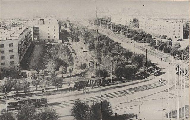 Город районного подчинения Волгодонск