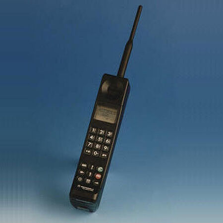 Motorola Internacional 3200, 1992