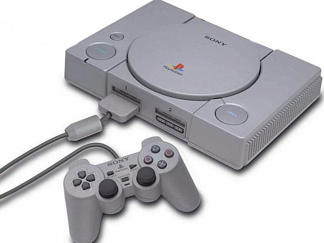 Sony Play Station, 1994
