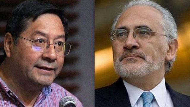 Tres encuestas prevén «final de infarto», Arce puede ser Presidente en primera vuelta