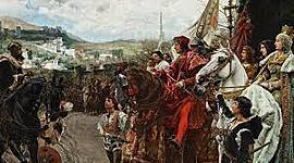 Al-Ándalus y reinos cristianos timeline
