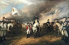 Continental Army Lead by General George Washington