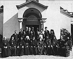 Primera Conferencia Mundial de Fe y Constitución