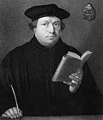 Reforma protestante de Martín Lutero