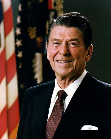 Reagan becomes President