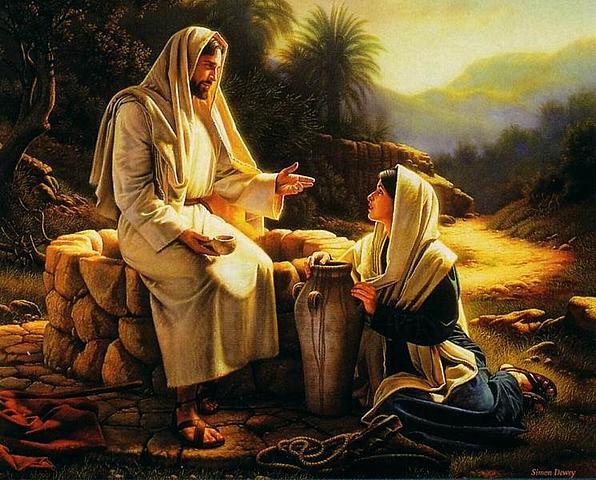 Diálogo con la Samaritana ...